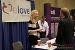 eLove (Exhibitor) at the 2013 Internet Dating Super Conference in Las Vegas