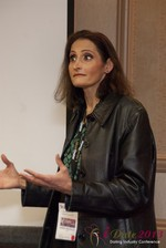 Jasbina Ahluwalia at the 2013 Las Vegas Digital Dating Conference and Internet Dating Industry Event
