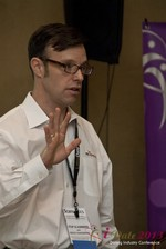 John Murphy (President at Reachmail) at iDate2013 Las Vegas