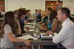 Speed Networking among Dating Industry Executives  at the September 7-9, 2014 Mobile and Online Dating Industry Conference in Koln