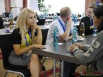 Speed Networking among Dating Industry Executives  at the September 8-9, 2014 Koln European Union Online and Mobile Dating Industry Conference
