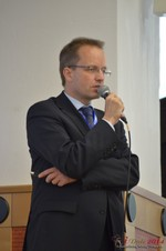 Dieter Plassman, CTO at Net-M  at the September 8-9, 2014 Germany European Online and Mobile Dating Industry Conference