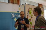 Exhibit Hall, Neo4J Sponsor  at the 2014 European Union Internet Dating Industry Conference in Koln