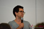 Tai Lopez, Final Panel  at the 2014 European Union Internet Dating Industry Conference in Koln