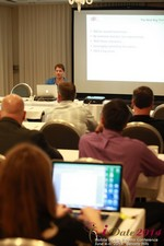 Alex Harrington, COO Of Snap Interactive at iDate2014 West