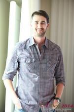 Eric Stotz, Chairman of Karma International at the 38th iDate2014 Beverly Hills