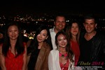 Hollywood Hills Party at Tais for Online Dating Industry Executives  at the June 4-6, 2014 Los Angeles Internet and Mobile Dating Industry Conference