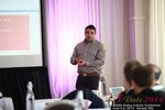 Justin Smith, Director Of Business Development at Cake Marketing at the 2014 Internet and Mobile Dating Industry Conference in Beverly Hills