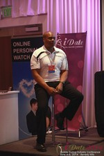 Nigel Williams, VP at Adxpansion On Best Strategies For Online Dating Conversions at iDate2014 West