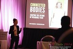 Syuzi Pakhchyan Of Fashioning Technology Keynote Presentation On Wearable Technology at the June 4-6, 2014 Beverly Hills Internet and Mobile Dating Industry Conference