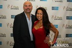Sean Kelley & Carmelia Ray  at the 2014 iDate Awards