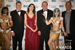 Dating Factory & RedHotPie Execs  at the 2014 Internet Dating Industry Awards Ceremony in Las Vegas