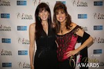 Julie Spira & Renee Piane  at the 2014 Las Vegas iDate Awards