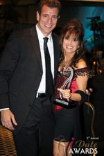Renee Piane (Winner of Best Dating Coach) at the 2014 iDateAwards Ceremony in Las Vegas held in Las Vegas