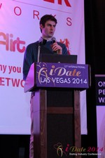 Aaron Stein - Director of User Acquisition @ HowAboutWe at the 37th International Dating Industry Convention