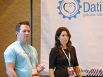 Dating Software Session - with Tanya Fathers, CEO of Dating Factory and Michael O'Sullivan CEO of Hub People at the 37th International Dating Industry Convention