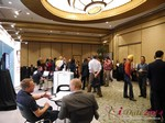 Exhibit Hall at the January 14-16, 2014 Internet Dating Super Conference in Las Vegas