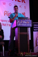 Nick Bicanic - Co-Founder @ IDCA at iDate2014 Las Vegas
