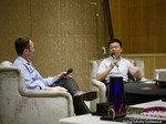 OPW Interview with Jason Tian - CEO of Baihe at the 41st iDate2015 China convention