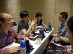 Speed Networking at the May 28-29, 2015 China Asia Online and Mobile Dating Industry Conference