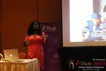 Charreah Jackson from Essence Magazine - Viral Marketing for Matchmakers and Date Coaching at the 2015 Las Vegas Digital Dating Conference and Internet Dating Industry Event