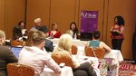 Dating Events Panel for Matchmakers and Dating Coaches - Deanna Lorraine, Mark Owen, Kimberly Seltzer, Tracy Lee and Damona Hoffman at the 2015 Internet Dating Super Conference in Las Vegas