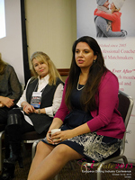 Matchmakers Panel On Managing Expectations Of Your Clients  at the 2015 E.U. Online Dating Industry Conference in London