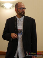 Matteo Monari Bizup Speaking On SEO For Online Dating Sites at the October 14-16, 2015 conference and expo for online dating and matchmaking in London