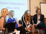 Panel On Effective Collaboration For Offline Dating At at the 12th Annual E.U. iDate Mobile Dating Business Executive Convention and Trade Show