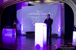 Marc Lesnick Presenting the Best Dating Software & Saas Award at the 2016 Internet Dating Industry Awards Ceremony in Miami