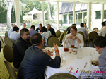 Lunch  at the 38th Mobile Dating Indústria Conference in Los Angeles