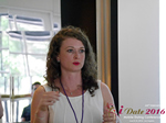 Melissa Mcdonald (Business Development at Yandex)  at the 2016 Califórnia Mobile Dating Summit and Convention