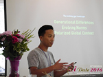 Monty Suwannukul (Product designer at Grindr)  at the 38th iDate Mobile Dating Negócio Trade Show