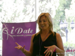 Katherine Knight - Director of Marketing at Zoosk at the 48th Mobile Dating Indústria Conference in L.A.