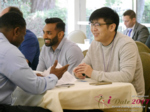 Speed Networking - Online Dating Industry Professionals at the 2017 Internet and Mobile Dating Indústria Conference in L.A.