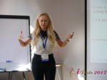 Julia Lanske at the July 19-21, 2017 Premium International Dating Business Conference in Minsk
