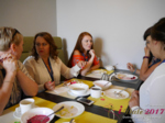 Lunch at the 49th International Romance Business Conference in Minsk